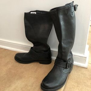 Frye Veronica Tall boots black size 7.5